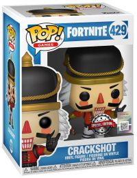 Figurine Funko Pop Fortnite #429 Crackshot