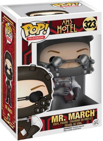 Figurine Funko Pop American Horror Story #323 M. March