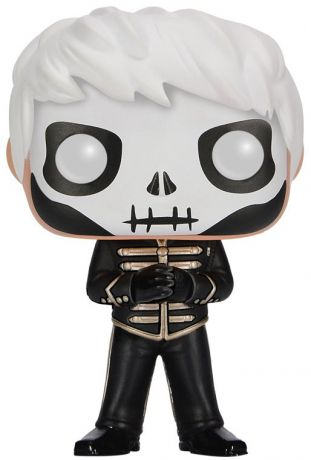 Figurine Funko Pop My Chemical Romance (MCR) #41 Squelette Gerard Way