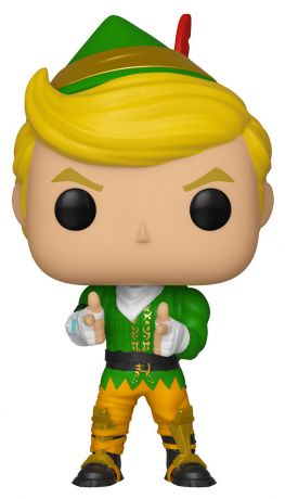 Figurine Funko Pop Fortnite #428 Codename E.L.F.