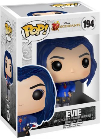 Figurine Funko Pop Descendants [Disney] #194 Evie