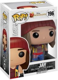 Figurine Funko Pop Descendants [Disney] #196 Jay