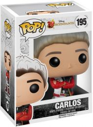 Figurine Funko Pop Descendants [Disney] #195 Carlos