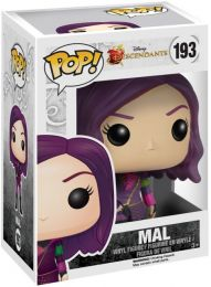 Figurine Funko Pop Descendants [Disney] #193 Mal