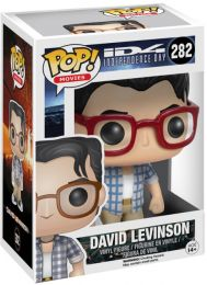 Figurine Funko Pop Independence Day : Le Jour de la riposte (ID4) #282 David Levinson