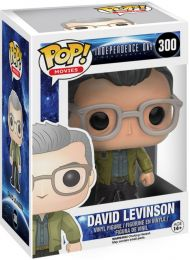 Figurine Funko Pop Independence Day : Le Jour de la riposte (ID4) #300 David Levinson