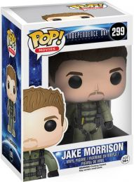 Figurine Funko Pop Independence Day : Le Jour de la riposte (ID4) #299 Jake Morrison