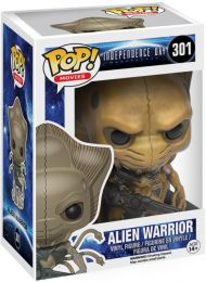 Figurine Funko Pop Independence Day : Le Jour de la riposte (ID4) #301 Guerrier Alien