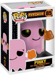 Figurine Funko Pop Pac-Man #85 Pinky