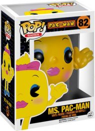 Figurine Funko Pop Pac-Man #82 Ms. Pac-Man