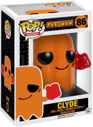 Figurine Funko Pop Pac-Man #86 Clyde
