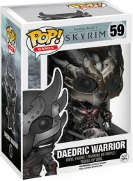 Figurine Funko Pop The Elder Scrolls V: Skyrim #59 Daedric Warrior