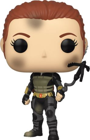 Figurine Funko Pop Black Widow [Marvel] #619 Black Widow