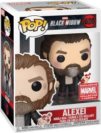 Figurine Funko Pop Black Widow [Marvel] #620 Alexei