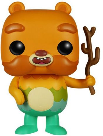 Figurine Funko Pop Bravest Warriors #26 Impossibear