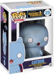 Figurine Funko Pop Bravest Warriors #25 Catbug