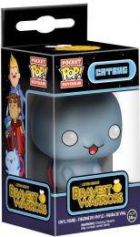 Figurine Funko Pop Bravest Warriors #0 Catbug- Porte-clés