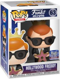 Figurine Funko Pop Freddy Funko #63 Hollywood Freddy