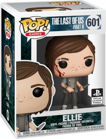 Figurine Funko Pop The Last of Us Part II #601 Ellie