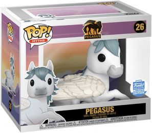 Figurine Funko Pop Mythes et Légendes #26 Pegase