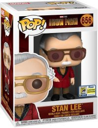 Figurine Funko Pop Stan Lee #656 Stan Lee (Iron Man)