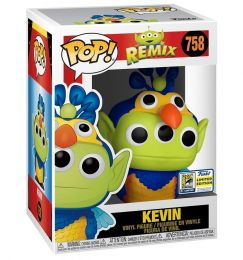 Figurine Funko Pop Alien Remix [Disney] #758 Alien (Kevin)