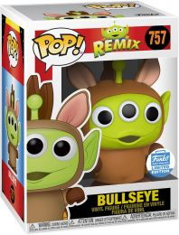Figurine Funko Pop Alien Remix [Disney] #757 Alien (Pile-Poil)