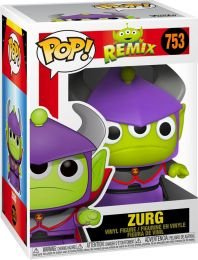 Figurine Funko Pop Alien Remix [Disney] #753 Alien (Zurg)