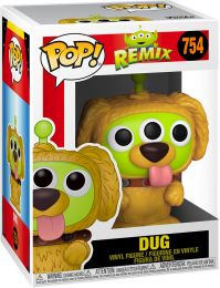 Figurine Funko Pop Alien Remix [Disney] #754 Alien (Dug)