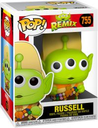 Figurine Funko Pop Alien Remix [Disney] #755 Alien (Russel)