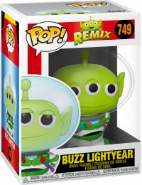 Figurine Funko Pop Alien Remix [Disney] #749 Alien (Buzz l'Eclair)