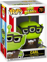 Figurine Funko Pop Alien Remix [Disney] #751 Alien (Carl)