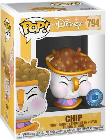 Figurine Funko Pop La Belle et la Bête [Disney] #794 Zip