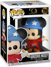 Figurine Funko Pop Mickey Mouse [Disney] #799 Mickey le Sorcier