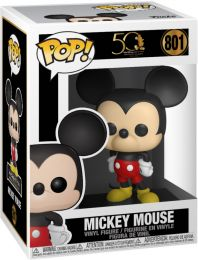Figurine Funko Pop Mickey Mouse [Disney] #801 Mickey Mouse