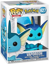 Figurine Funko Pop Pokémon #627 Aquali