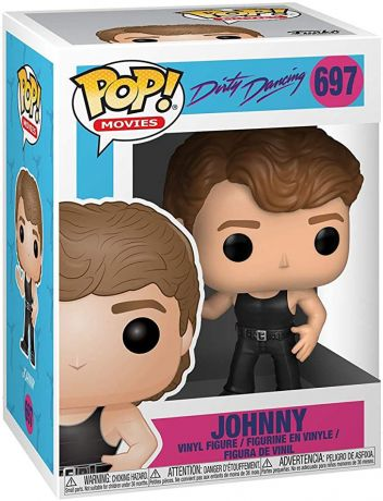 Figurine Funko Pop Dirty Dancing #697 Johnny