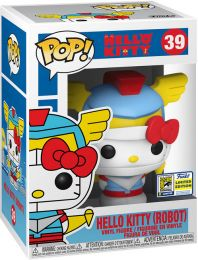 Figurine Funko Pop Sanrio #39 Hello Kitty (Robot)
