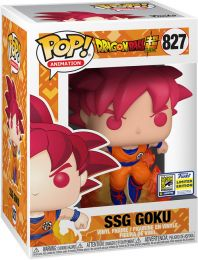 Figurine Funko Pop Dragon Ball #827 SSG Goku