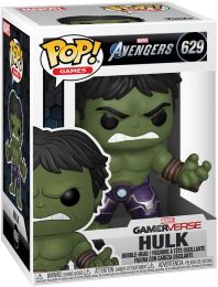 Figurine Funko Pop Avengers Gamerverse [Marvel] #629 Hulk