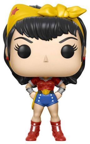 Figurine Funko Pop DC Comics Bombshells #167 Wonder Woman