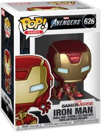 Figurine Funko Pop Avengers Gamerverse [Marvel] #626 Iron Man