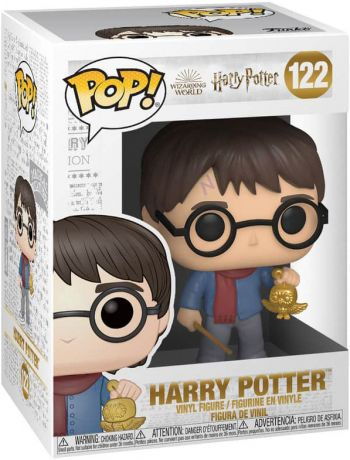 Figurine Funko Pop Harry Potter #122 Harry Potter (Noël)
