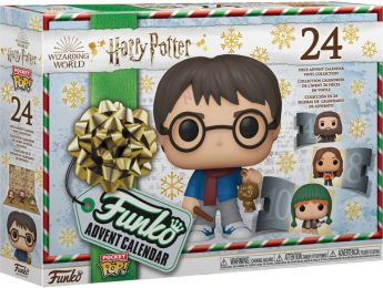 Figurine Funko Pop Harry Potter #0 Calendrier de l'Avent 2020 (Harry Potter)