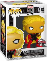 Figurine Funko Pop Marvel 80 ans #618 Adam Warlock