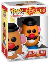 Figurine Funko Pop Hasbro #2 M. Patate
