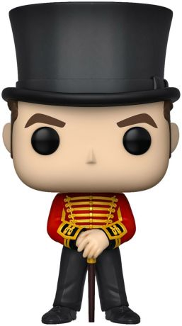 Figurine Funko Pop The Greatest Showman #828 Phillip Carlyle