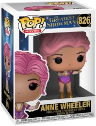 Figurine Funko Pop The Greatest Showman #826 Anne Wheeler