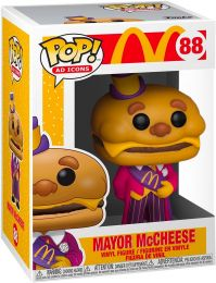 Figurine Funko Pop McDonald's #88 Mayor McCheese