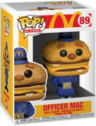 Figurine Funko Pop McDonald's #89 Officer Mac